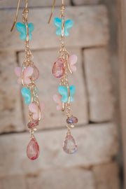 GEMMA DANGLE EARRINGS