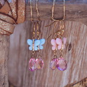 ELLA DANGLE EARRINGS