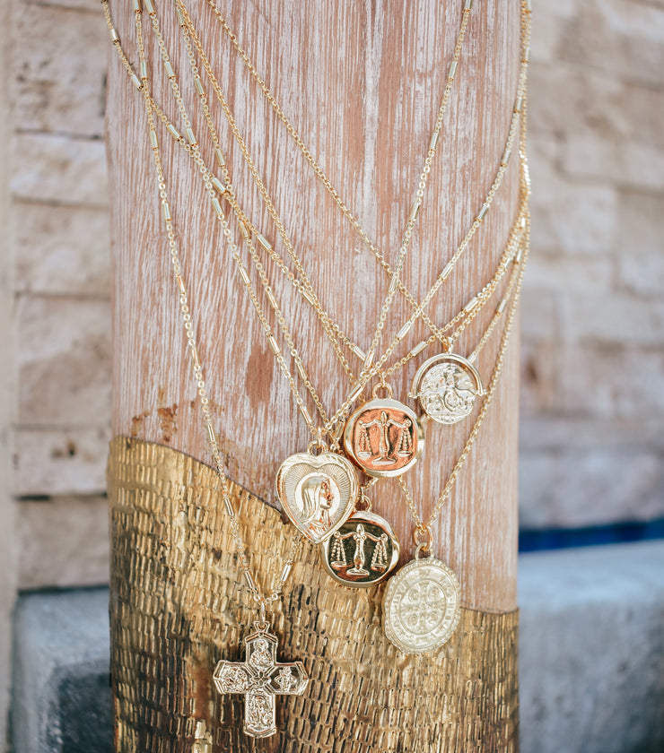 MOTHER OF MARY NECKLACE