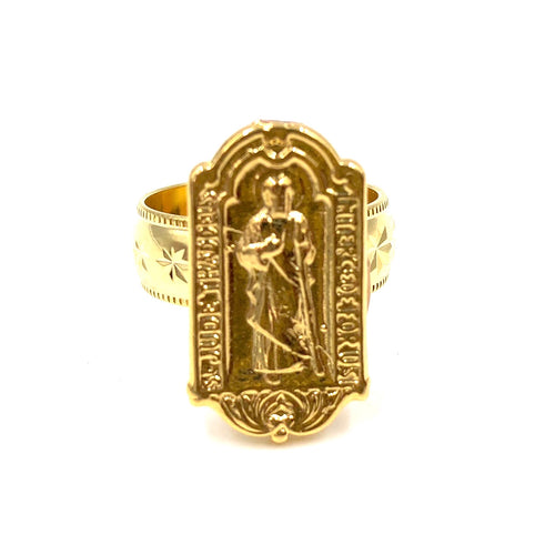 ST JUDE RING
