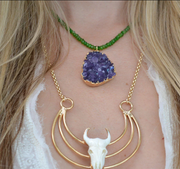 SPELLBOUND BULL NECKLACE