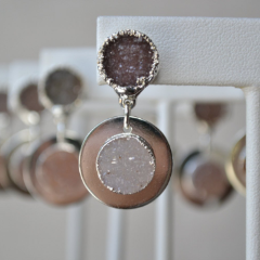 CALLISTO MOON EARRINGS