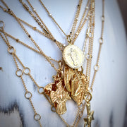 IMMACULATE CONCEPTION NECKLACE