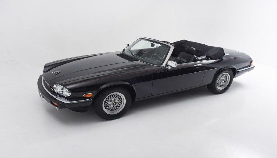 Taking on an XJS project