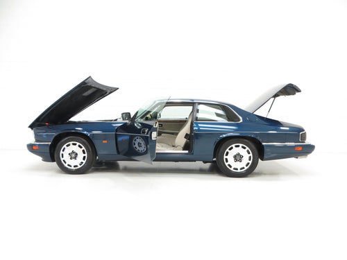 Jaguar XJS Service Manual Vol 1