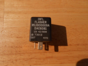 Flasher Relay DAC 6081