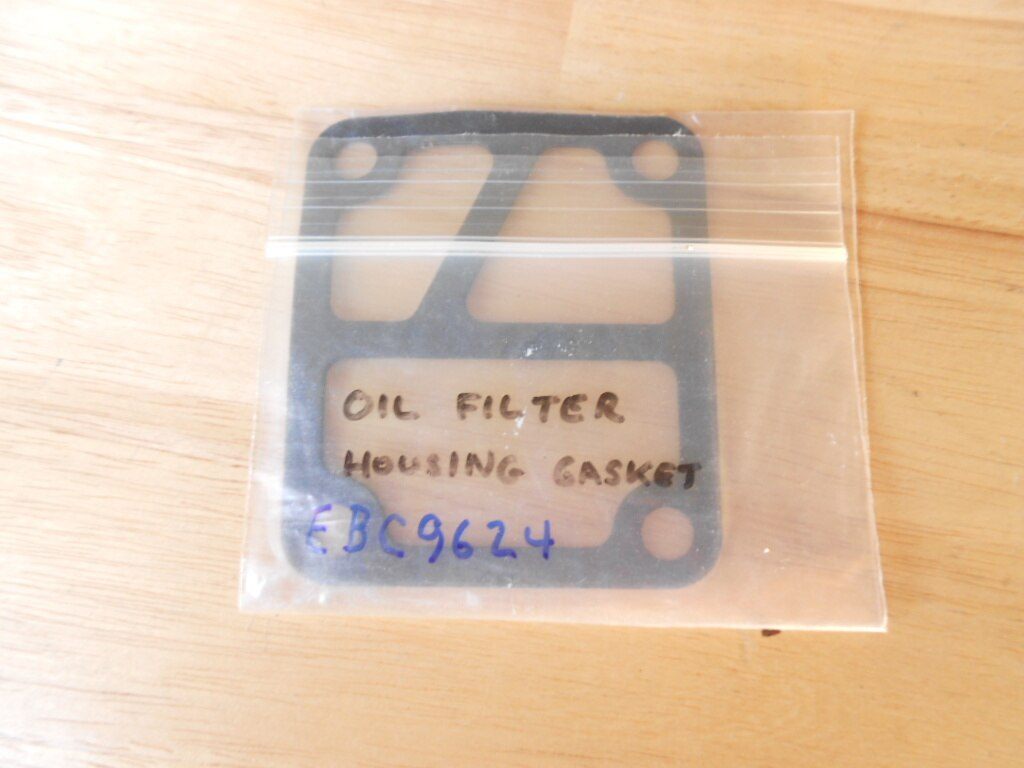 OIL FILTER HOUSING GASKET EAC 6337
