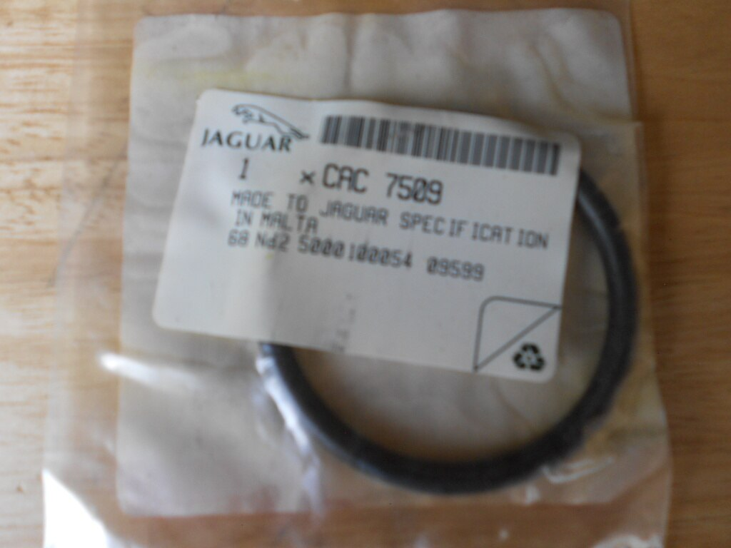 FUEL FILLER O-RING SEAL - CAC7509
