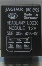 Headlamp Logic Module Relay DAC6902