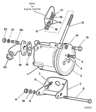 Load image into Gallery viewer, AIR INJECTION PUMP ELBOW GASKET - EAC3909
