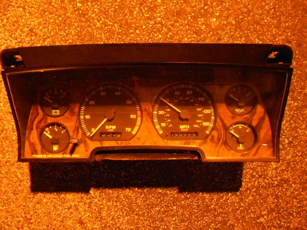 Instrument Cluster 1993 to 1996 In Good Working Order
