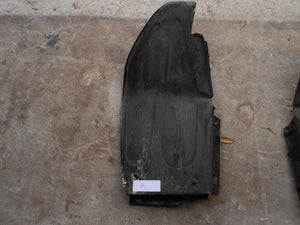 Passenger Side Inner Rear Of Fender Panel