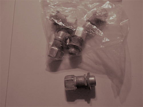 OEM Set Of 5 Long Shaft Lug Bolts