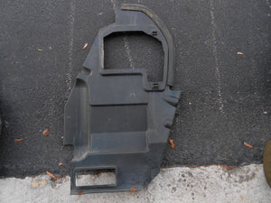 Left Side Air Dam Cover/Baffle Without Access Panel 1994-1996 HHD4313AA LH