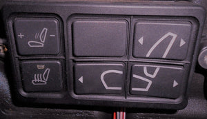 Passenger Side Seat Control Switch 94-96
