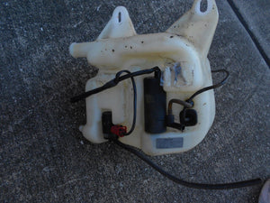 WINDSHIELD WASHER RESERVOIR WITH HEADLIGHT WASHER  DAC 11088