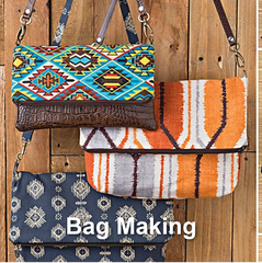 Great choice of bag making sewing patterns