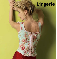Sewing patterns for Lingerie