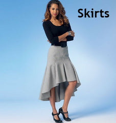 skirt pattern range