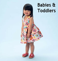 delightful designs toddlers and baby sewing patterns