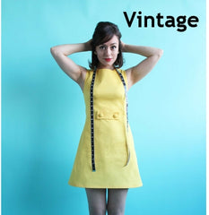 wonderful Vintage sewing patterns