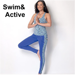 Swimwear and Active Wear sewing patterns at Jaycotts