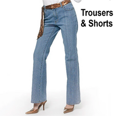 Shop sewing patterns for trousers, pants and shorts - Jaycotts - Sew Happy