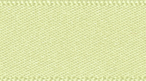 Berisfords Satin Ribbon - Pale Lemon