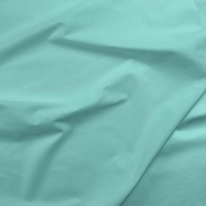 Painter's Palette Solids 100% Cotton Fabric |  Pale Aqua from Jaycotts Sewing Supplies