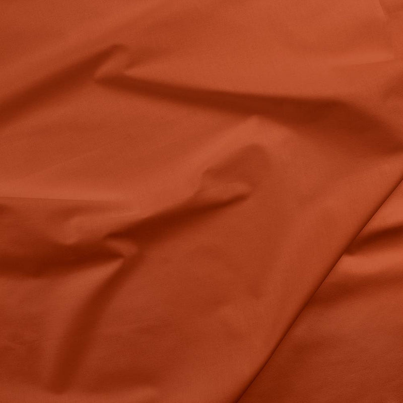 Painter's Palette Solids 100% Cotton Fabric |  Burnt Sienna