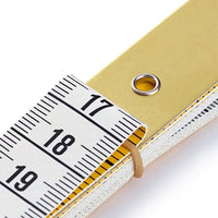 close up of Prym tailors tape measure
