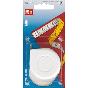 Retractable Tape Measure (cm and inches)