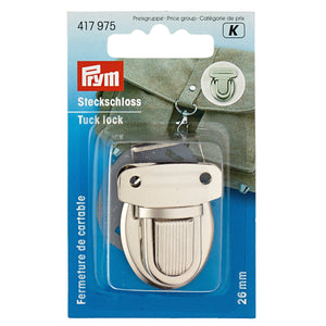 Prym Tuck Lock Bag Fastenings