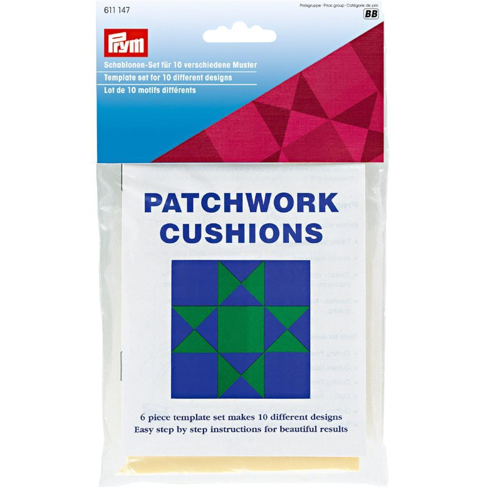 Prym 611147 Patchwork Template Set