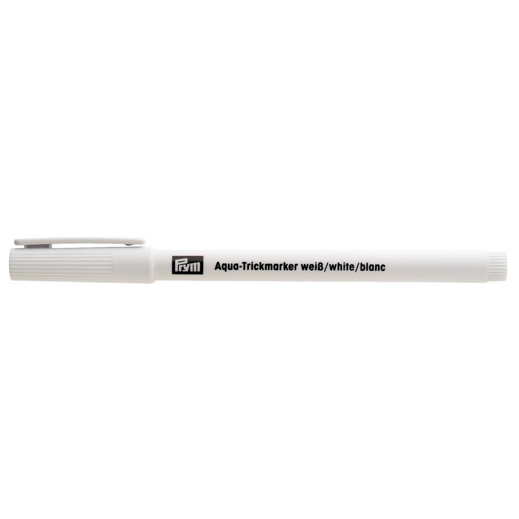 Prym Water Erasable Pen White | 611824