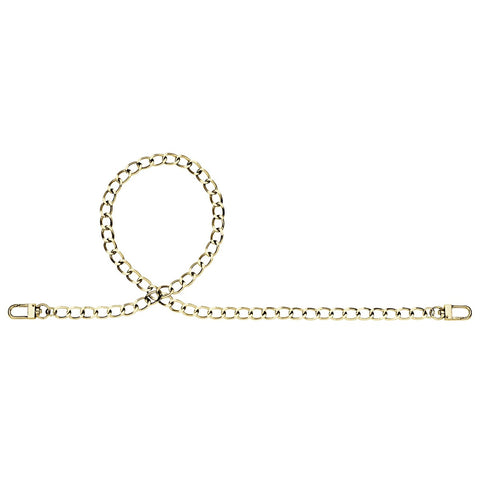 Prym Metal CHAIN HANDLE / STRAP Gold 615177