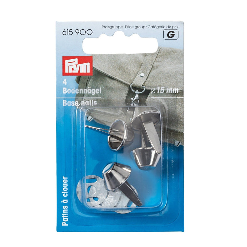 Prym Base Studs for bags | Packs of 4