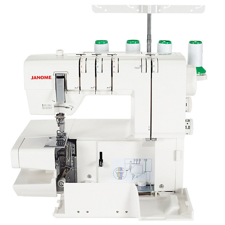 Janome Coverpro 2000CPX in stock now!