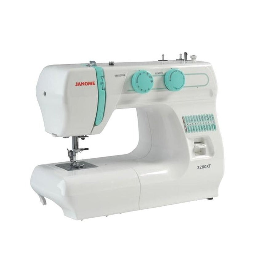 Janome sewing machine 2200XT from Jaycotts Sewing Supplies