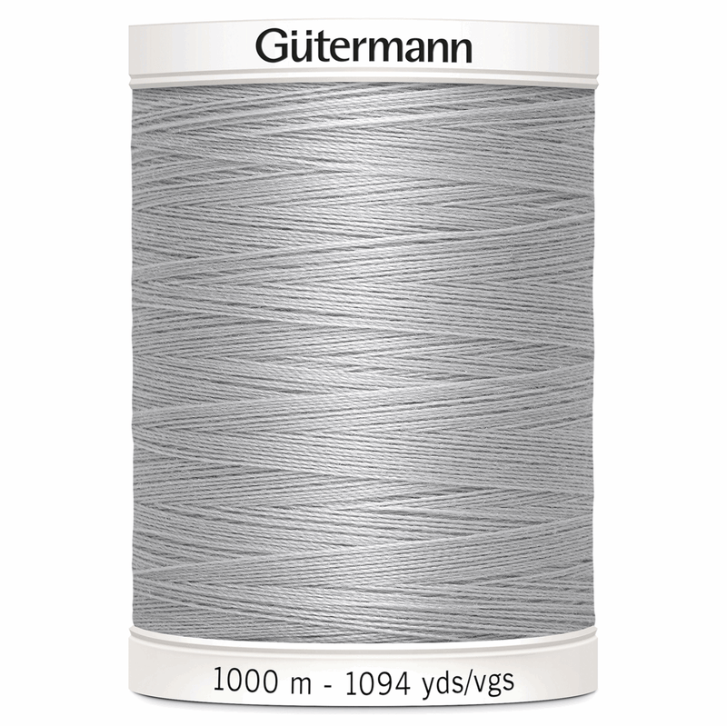 Sew-All Polyester Sewing Thread - Colour: #38 Grey from Jaycotts Sewing Supplies
