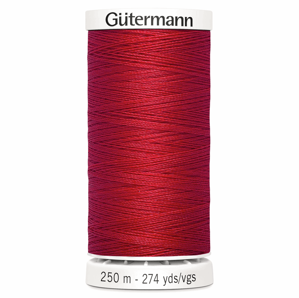 Sew-All Polyester Sewing Thread - Colour: #156 Red
