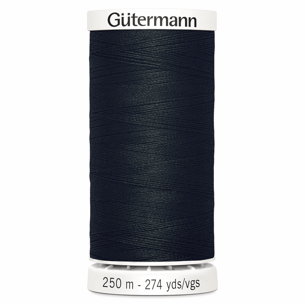Gutermann Sew All Thread BLACK