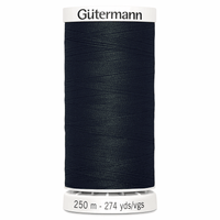 Gutermann Sew All Thread BLACK from Jaycotts Sewing Supplies