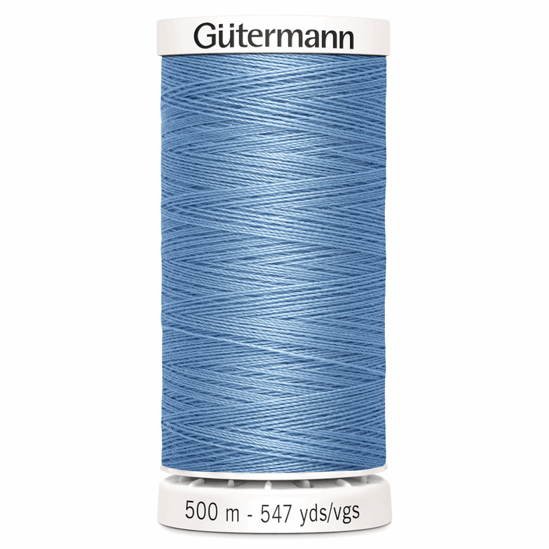 Sew-All Polyester Sewing Thread - Colour: #143 Duck Egg Blue