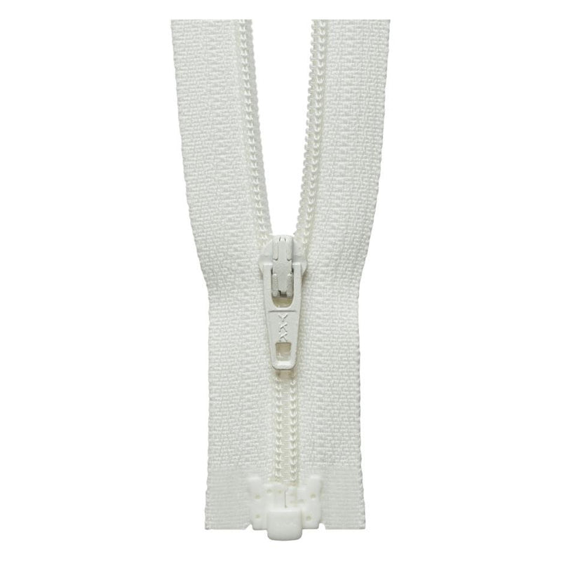 Open End Zip - Lightweight Nylon