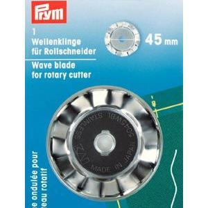 Rotary Cutter Wave Blade from Jaycotts Sewing Supplies