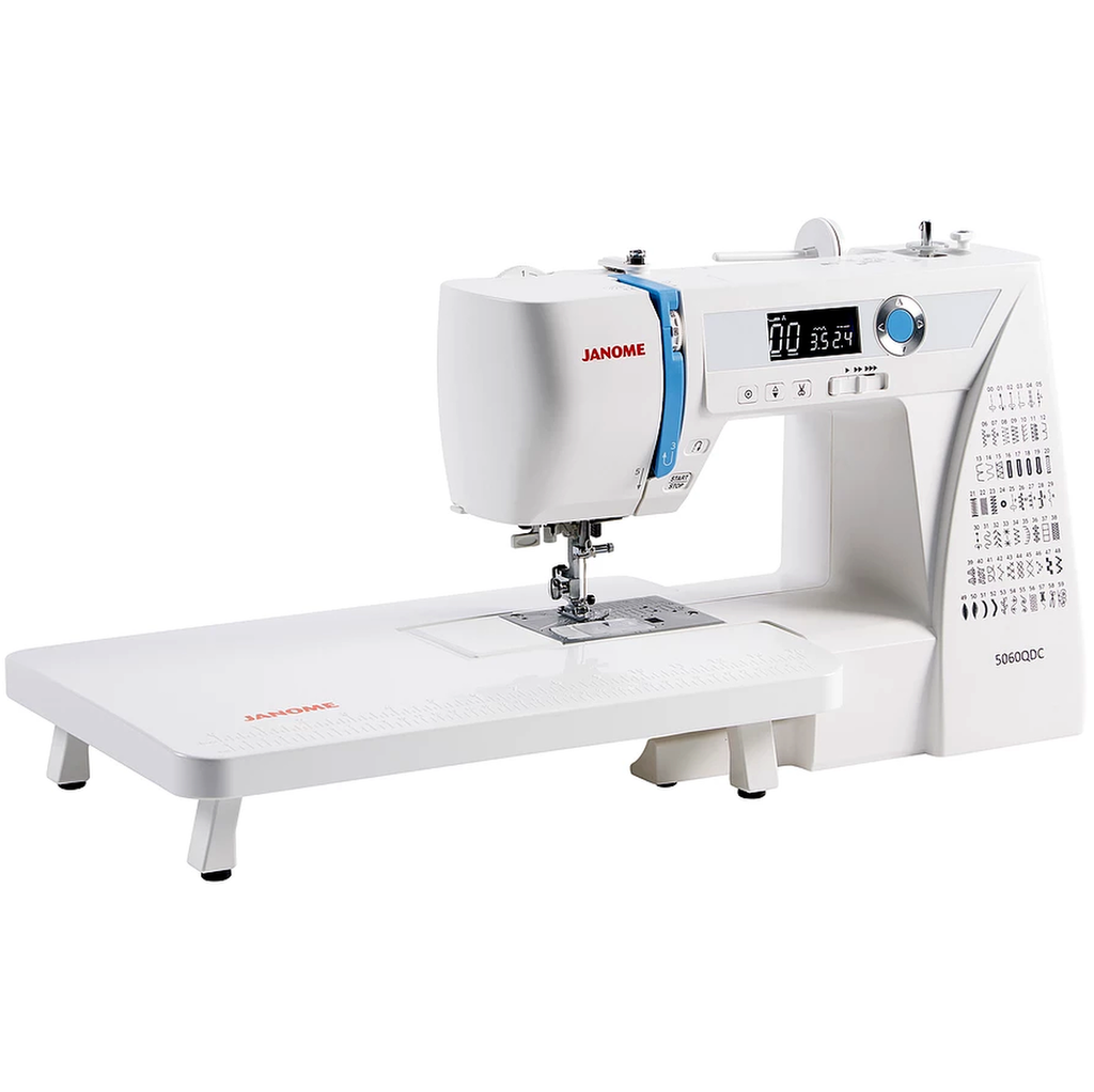 Janome 5060QDC sewing machine