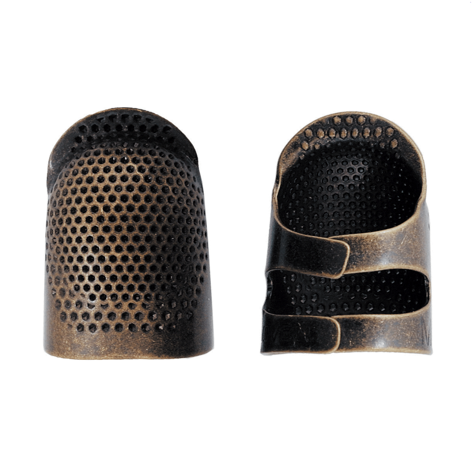 Open Sided Thimble (Adjustable) from Jaycotts Sewing Supplies