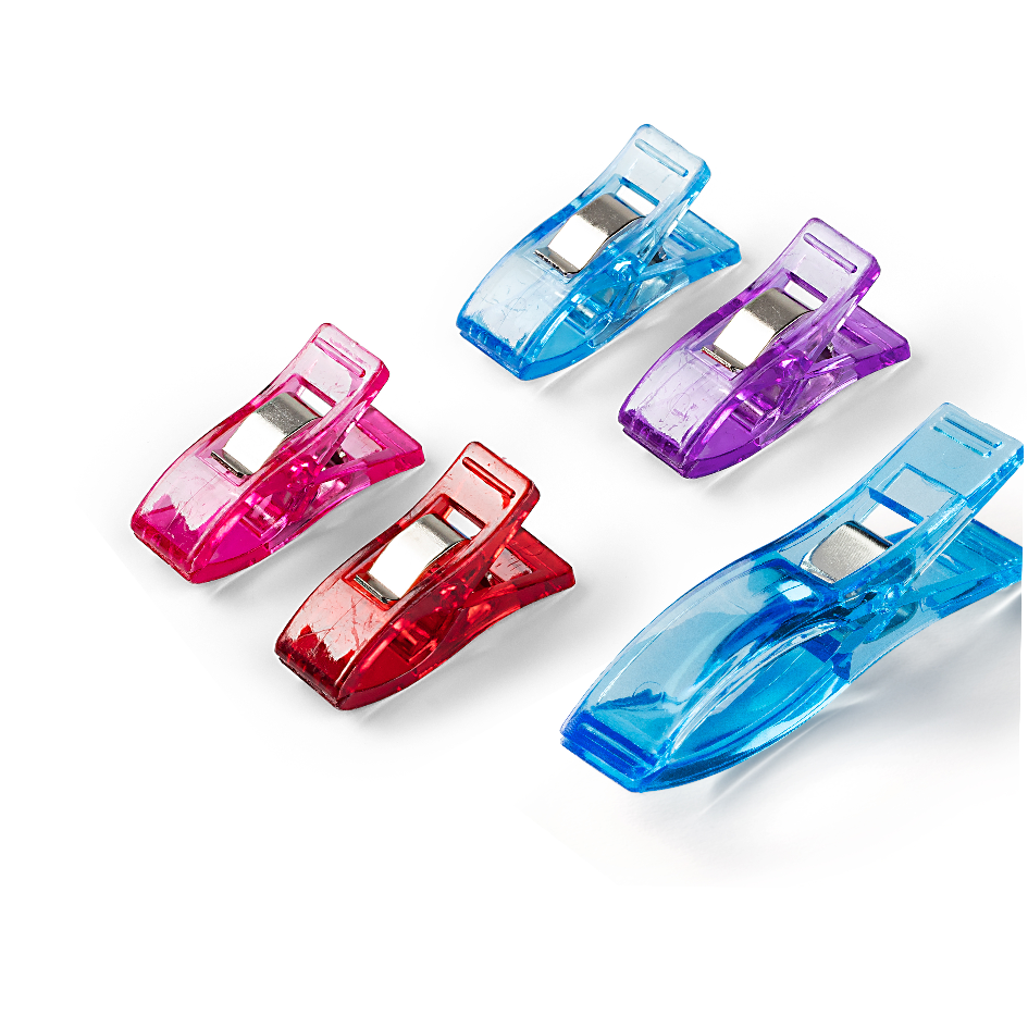 Prym Fabric Clips | regular & large pack