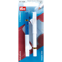 Prym Chalk Marking Pencils | pack of 2 from Jaycotts Sewing Supplies